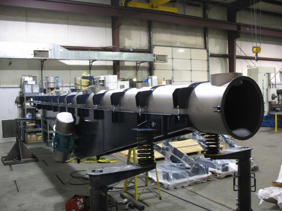 Electromechanical Vibrating Tube Feeder  Jvi Vibratory -4309