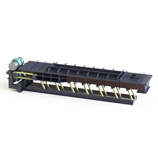 Electromechanical Vibratory Conveyor
