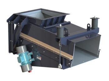 Electromechanical Pan Vibratory Feeder