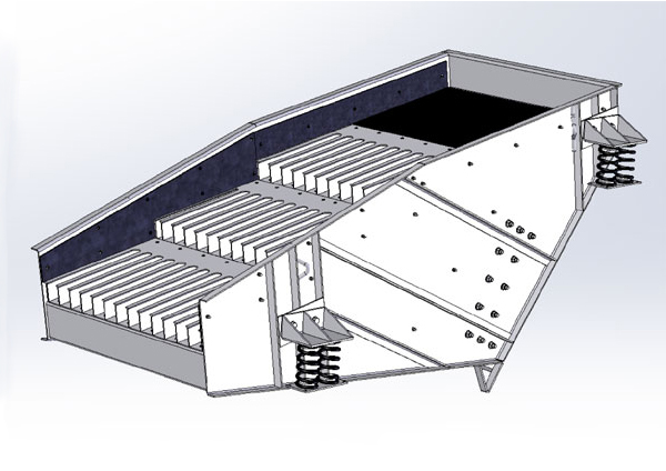 Grizzly Screen Vibratory Screens