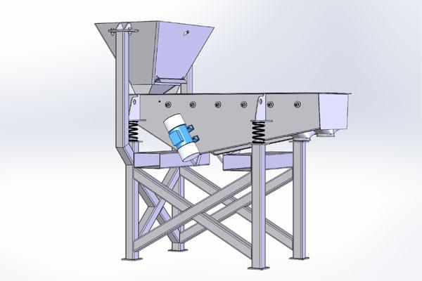 Linear Classifying Screens  Jvi Vibratory Equipment-5817