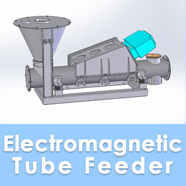 Electromagnetic Tube Feeder Button